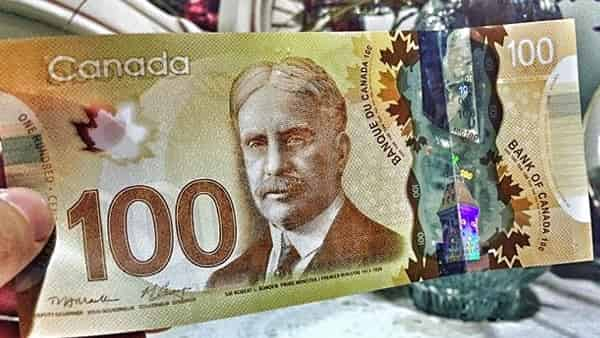 USD/CAD прогноз Канадский Доллар на 1 июня 2018