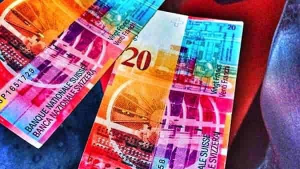 USD/CHF прогноз курса Франка на 18 — 22 октября 2021