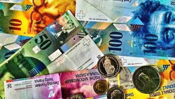 USD/CHF прогноз курса Франка на 6 — 10 июля 2020