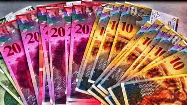 USD/CHF прогноз Доллар Франк на 2 января 2020