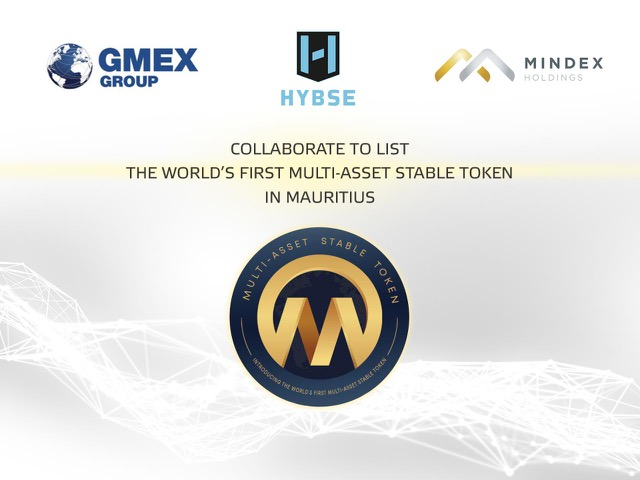 HYBSE, GMEX и MINDEX запускают Multi-Asset Stable Token на Маврикии