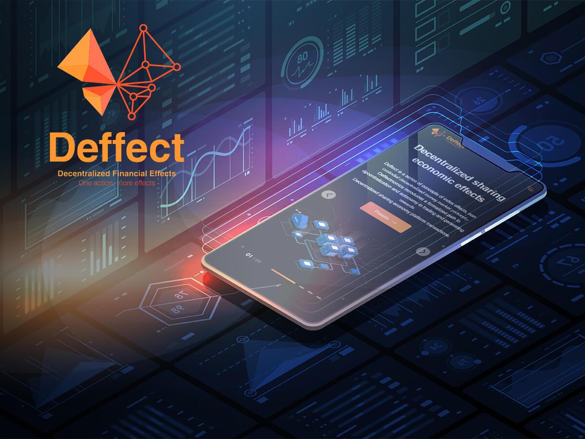 Deffect запускает автоматизированного маркет-мейкера для экосистемы DeFi