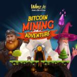 Winz.io запускает Bitcoin Mining Adventure с главным призом в 1 BTC