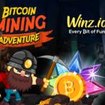 Winz объявляет победителя Bitcoin Mining Adventure; разыгрывается еще один Bitcoin!