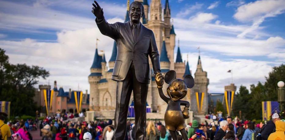 Walt Disney прогноз акций на 2022 и 2023 год